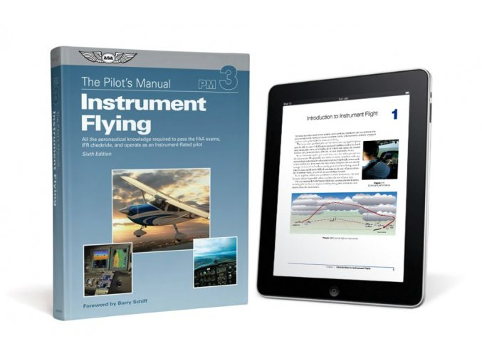 ASA Pilot's Manual Volume 3: Instrument Flying (eBundle)