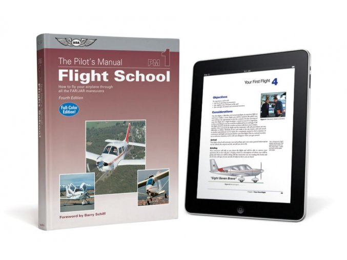 ASA Pilot's Manual Volume 1: Flight School (eBundle)