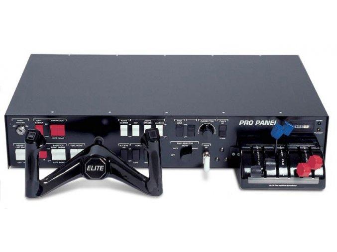 ELITE Pro Panel II Digital Flight Console