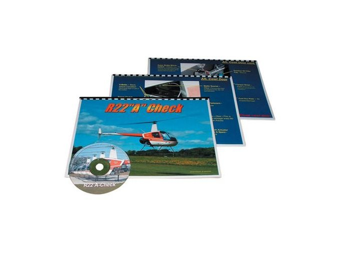 R22 A Check Book & CD-ROM