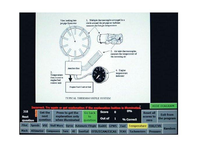 JAR ATPL(A) Question Bank CD-ROM