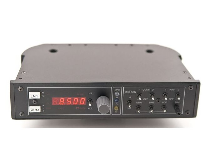 ELITE AP-4000 Altitude Pre-Select and Audio Panel Module USB