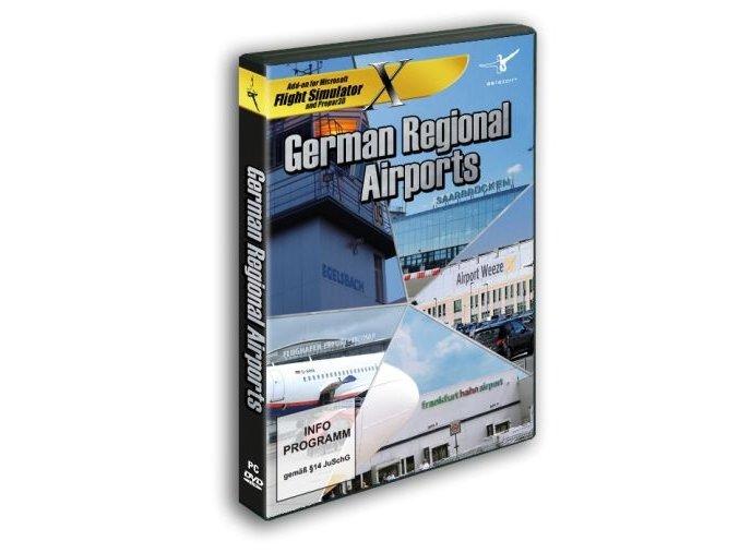 German Regional Airports X