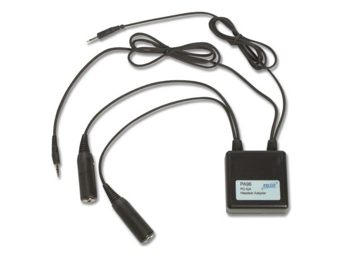 PILOT PA 96 Headset PC Adapter