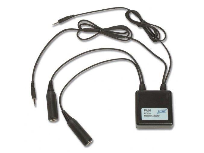 PILOT PA 96 Headset PC Adapter