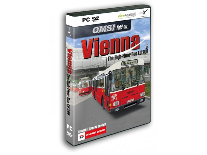 OMSI 1&2 Vienna: The High-Floor Bus LU200