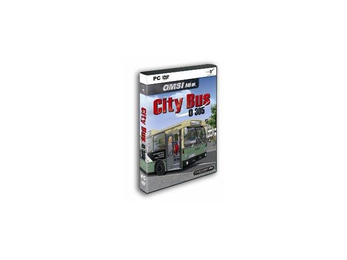 OMSI: City Bus 0 305