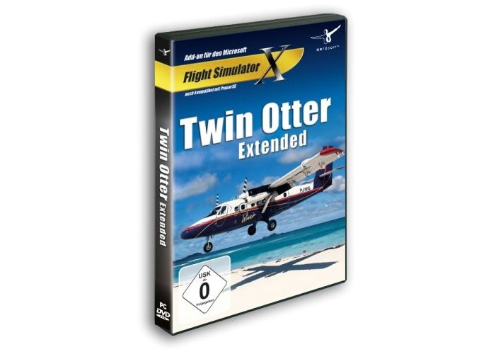 Twin Otter X: Extended Edition
