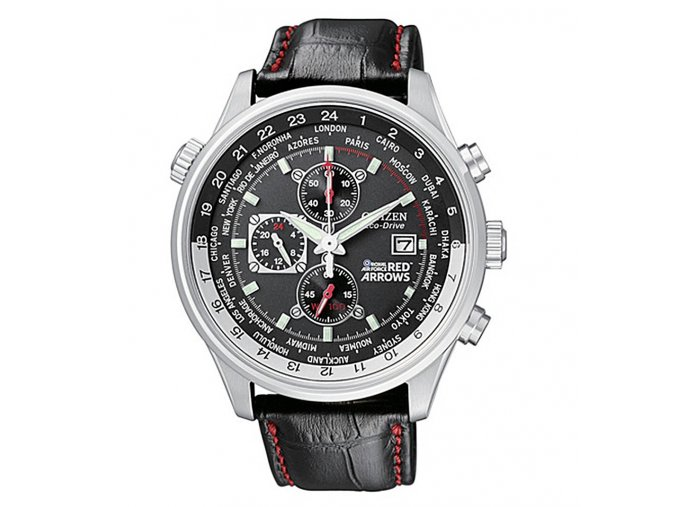 Citizen Red Arrows Pilot Chrono Watch