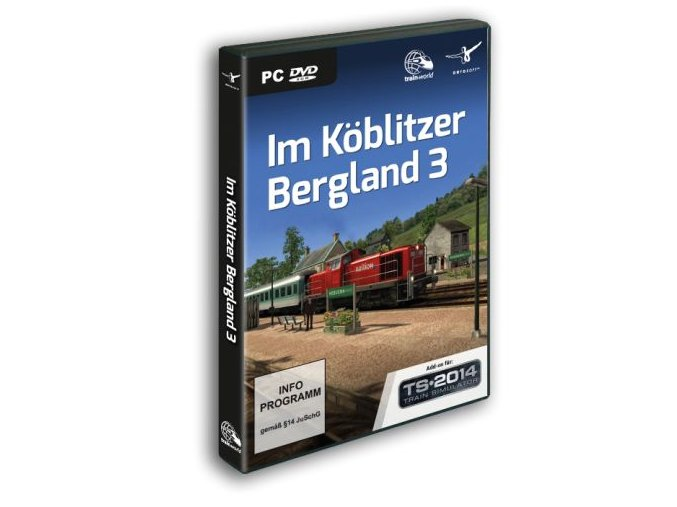 Im Koeblitzer Bergland 3 (Train Simulator 2014)