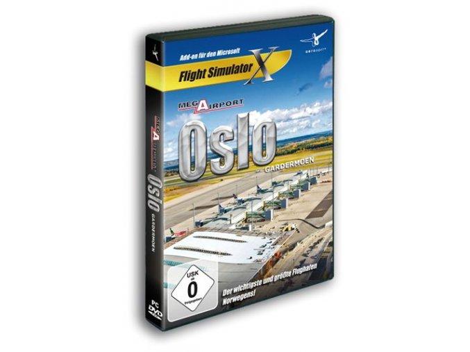 Mega Airport Oslo-Gardermoen X