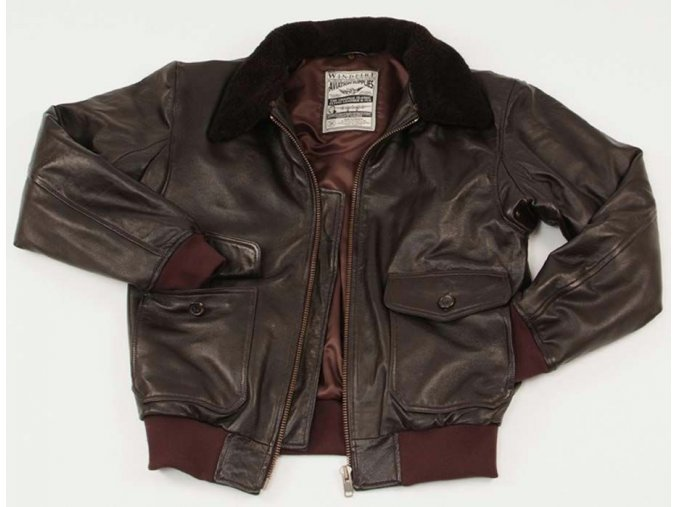 G1 TopGun Leather Flight Jacket