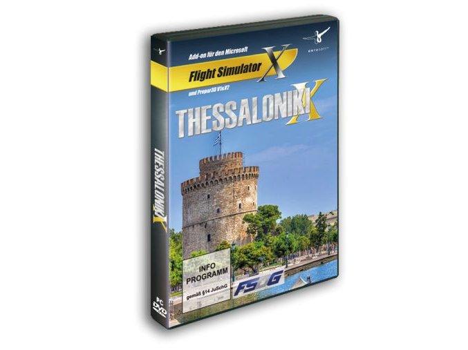 Thessaloniki X