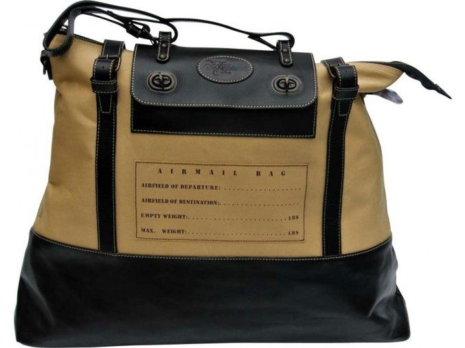 Airmail Aviator Bag