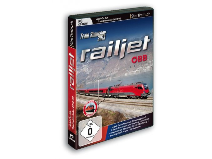 Railjet OBB