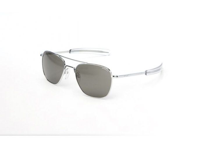 Randolph Aviator 55 mm BRIGHT CHROME