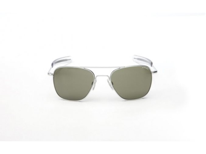 Randolph Aviator 55 mm MATTE CHROME