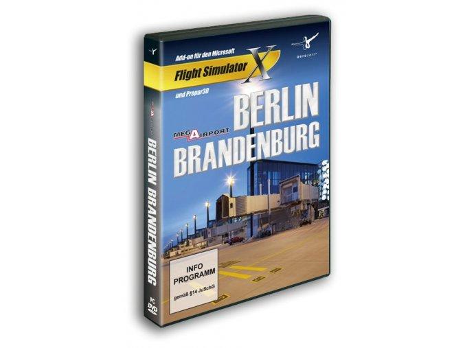 MegaAirport Berlin-Brandenburg X
