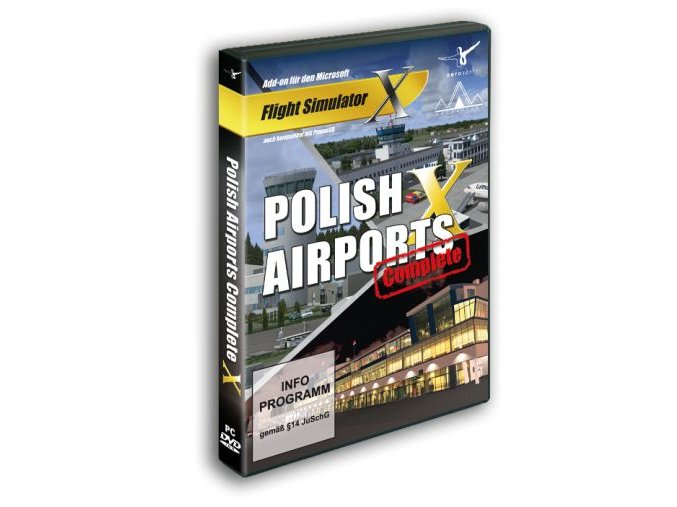 Polish Airports Complete Edition X