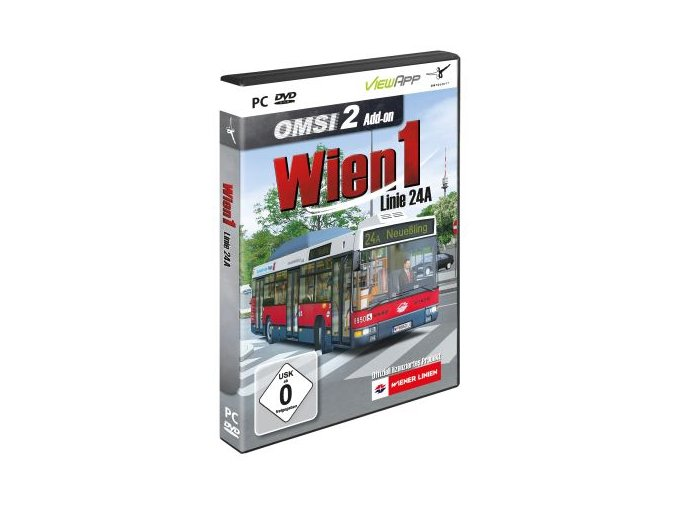 OMSI 2: Wien Linie 24 A (OMSI 2 add-on)