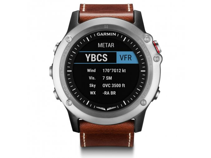 GARMIN D2 BRAVO Pilot GPS Watch
