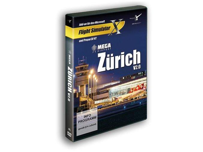 MegaAirport Zurich v2.0