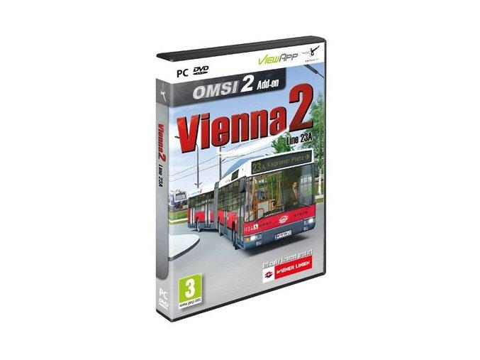 OMSI 2: Wien Linie 23 A (OMSI 2 add-on)