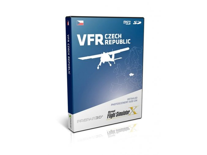 VFR CZECH REPUBLIC: Complete Edition (FSX and P3D)