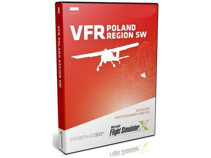VFR POLAND SW: COMPLETE EDITION (FSX and P3D)