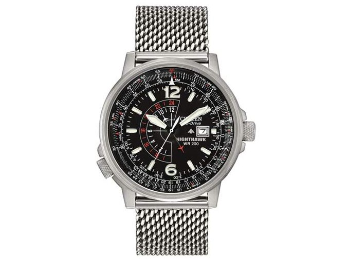 Citizen Nighthawk P. Watch