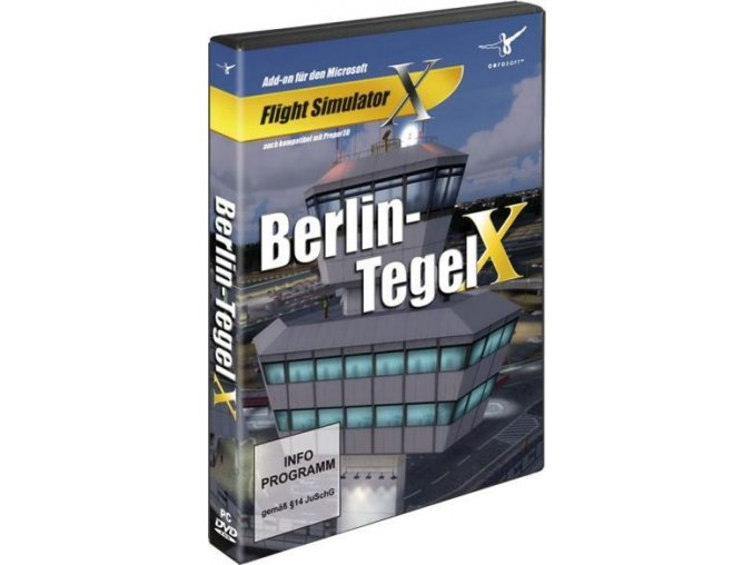 Berlin Tegel X