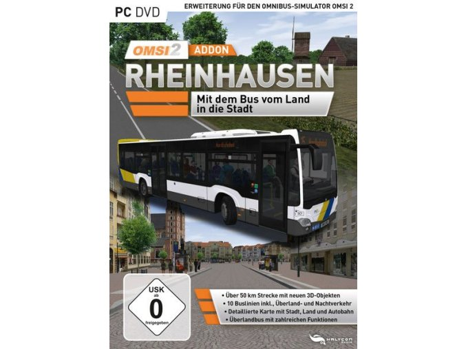 OMSI 2 Add-On - RHEINHAUSEN