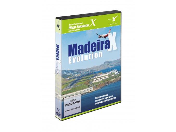 Madeira X Evolution
