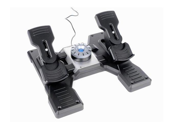 Saitek/Logitech Rudder Pedals