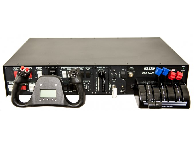 ELITE PRO PANEL III DYNAMIC CONTROL LOADING / MULTI ENGINE