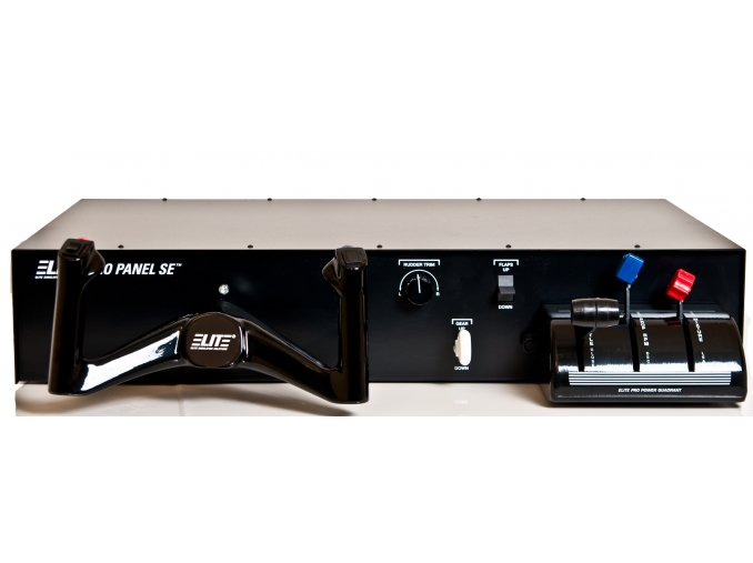 ELITE Pro Panel SE Digital Flight Console (REPAS)