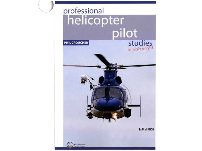 EASA Phil Croucher Professional Helicopter Pilot Studies
