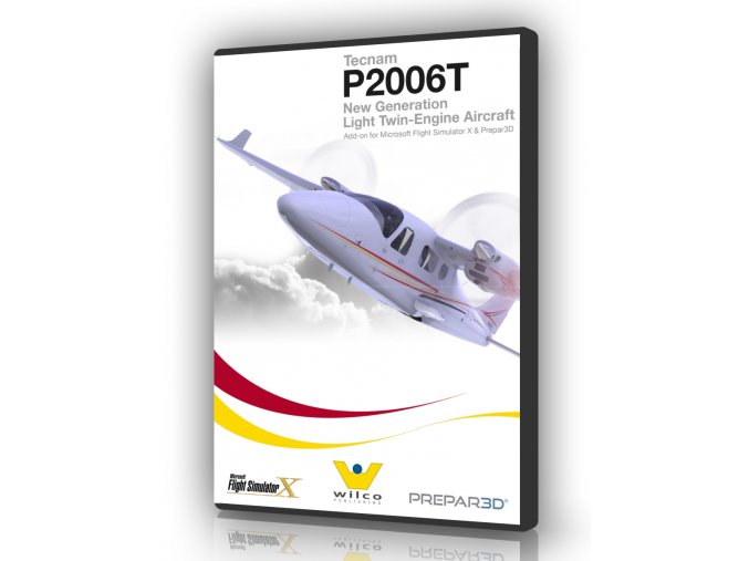 TECNAM P2006T (FSX/P3D DOWNLOAD VERZE)