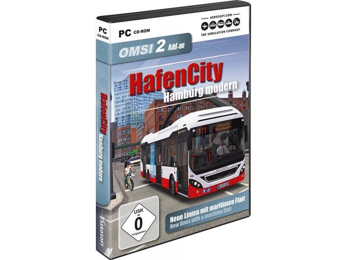 OMSI 2 ADD-ON HAFEN CITY - HAMBURG MODERN