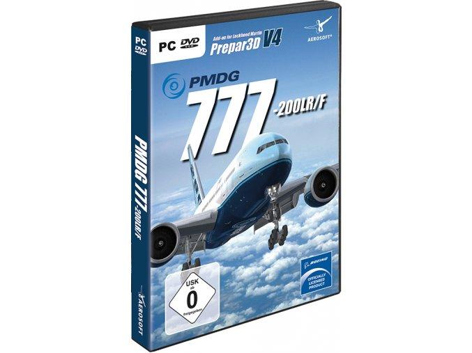 PMDG 777-200LR FOR P3D VERSION 4