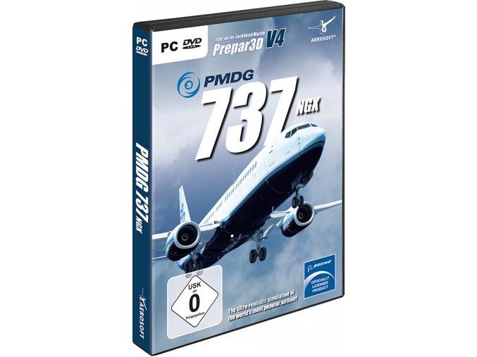 PMDG 737 NGX FOR P3D VERSION 4