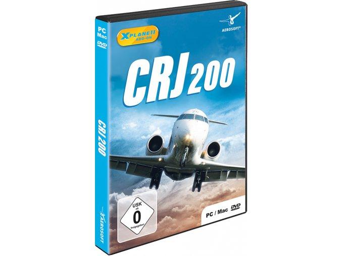 CRJ-200 (X-PLANE 11 DOWNLOAD VERZE)