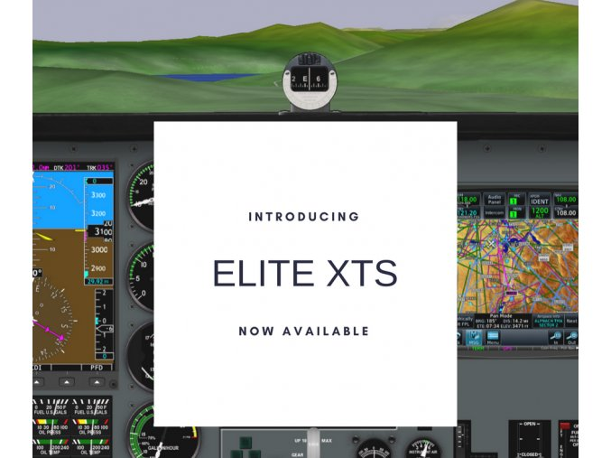 ELITE PILOT XTS SOFTWARE (COMMERCIAL VERSION)