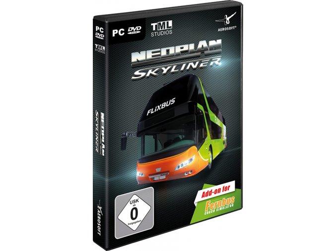 Fernbus Simulator Add-on: NEOPLAN SKYLINER