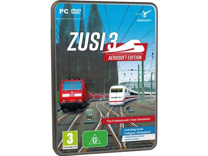 ZUSI 3: THE PROFESSIONAL TRAIN SIMULATOR