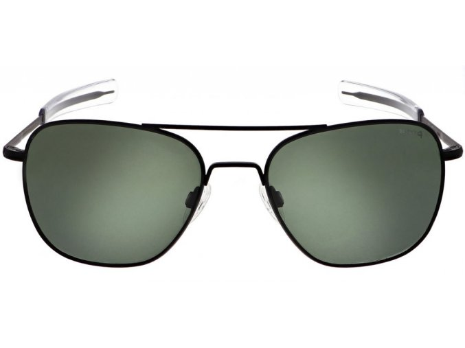 Randolph Aviator 58 mm MATTE BLACK, SKYTEC-P LENSES: POLARIZED
