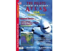 The Pilot´s Atlas U.S. (letecký atlas US)