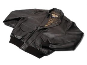 USAF A2 Leather Flight Jacket