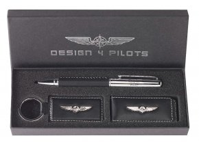 D4P Pilot Money Clip Set