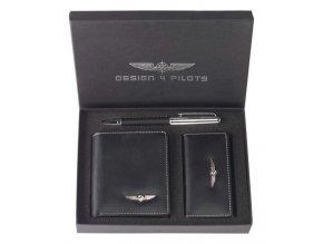 D4P Pilot Wallet Set